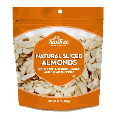Natural Sliced Almonds