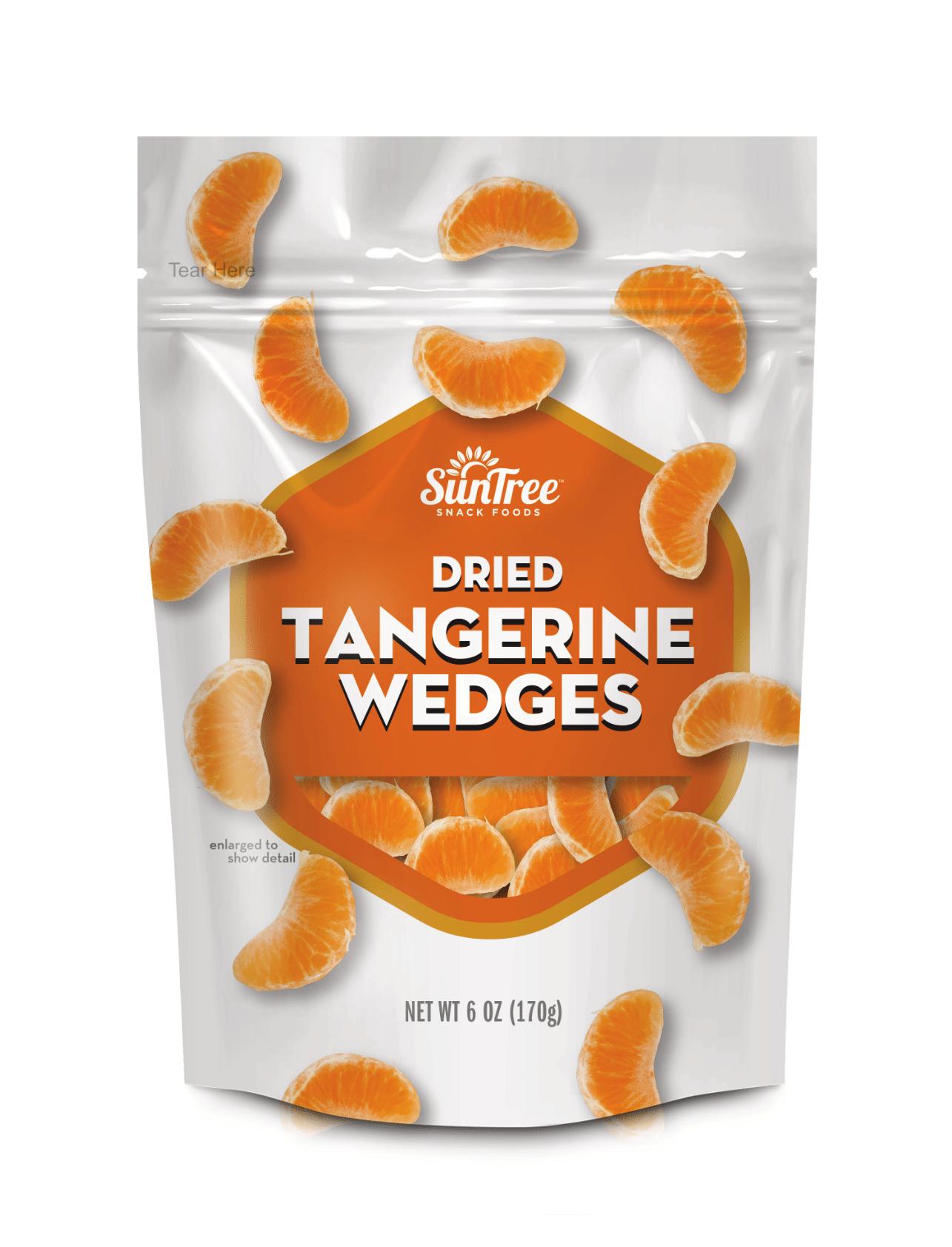Tangerine Wedge