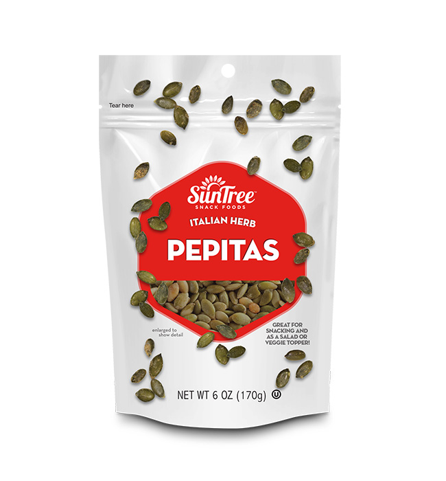 Italian Herb Pepitas