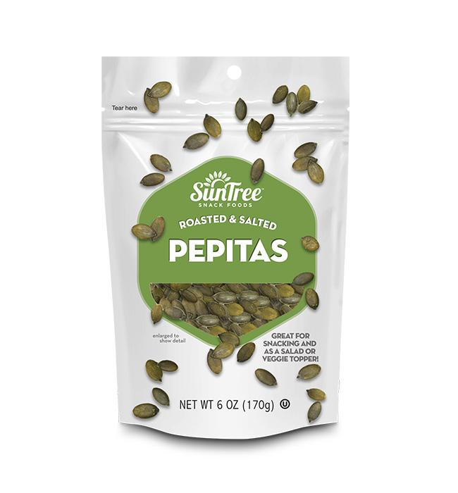 Roasted & Salted Pepitas