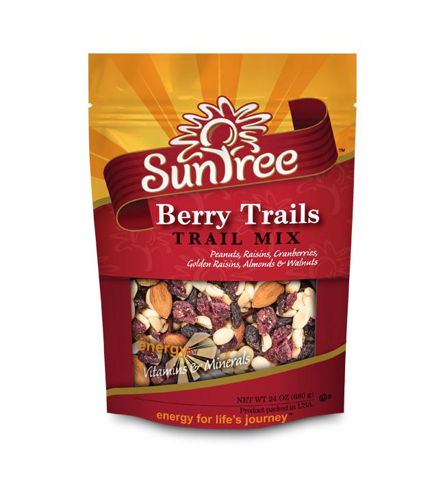 Berry Trails Trail Mix
