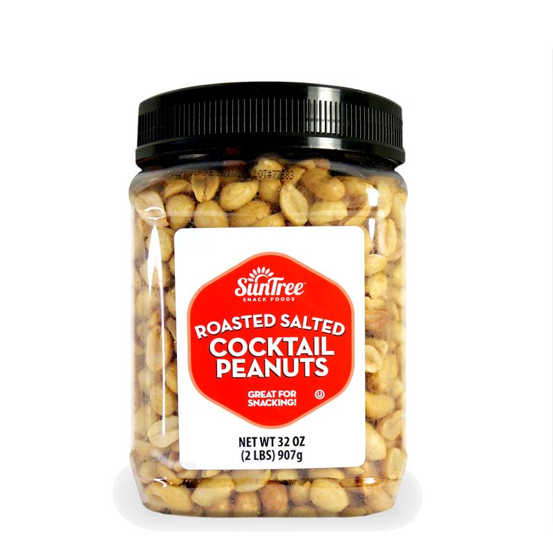 Roasted Salted Cocktail Peanuts